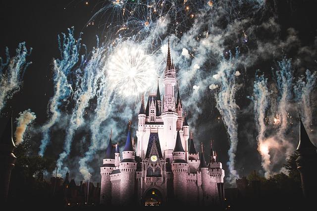 Disneyland in China